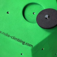 Volume WOOD UFO XL1 for Climbing wall_2