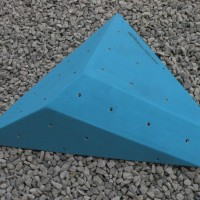 WOOD PYRAMID L for Climbing wall_2