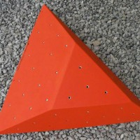WOOD PYRAMID XL for Climbing wall_2