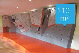 Instaling climbing wall inBuzet_naslovna