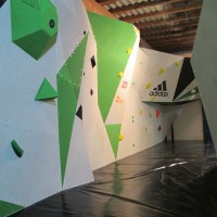 Training center Sloevenian climbing team 1