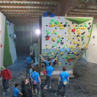 Training center Sloevenian climbing team 10