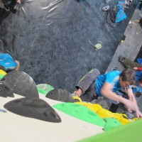 Training center Sloevenian climbing team 14