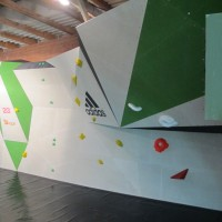 Training center Sloevenian climbing team 2