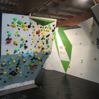 Training center Sloevenian climbing team 3