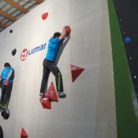 Training center Sloevenian climbing team 7