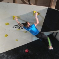 Training center Sloevenian climbing team 8